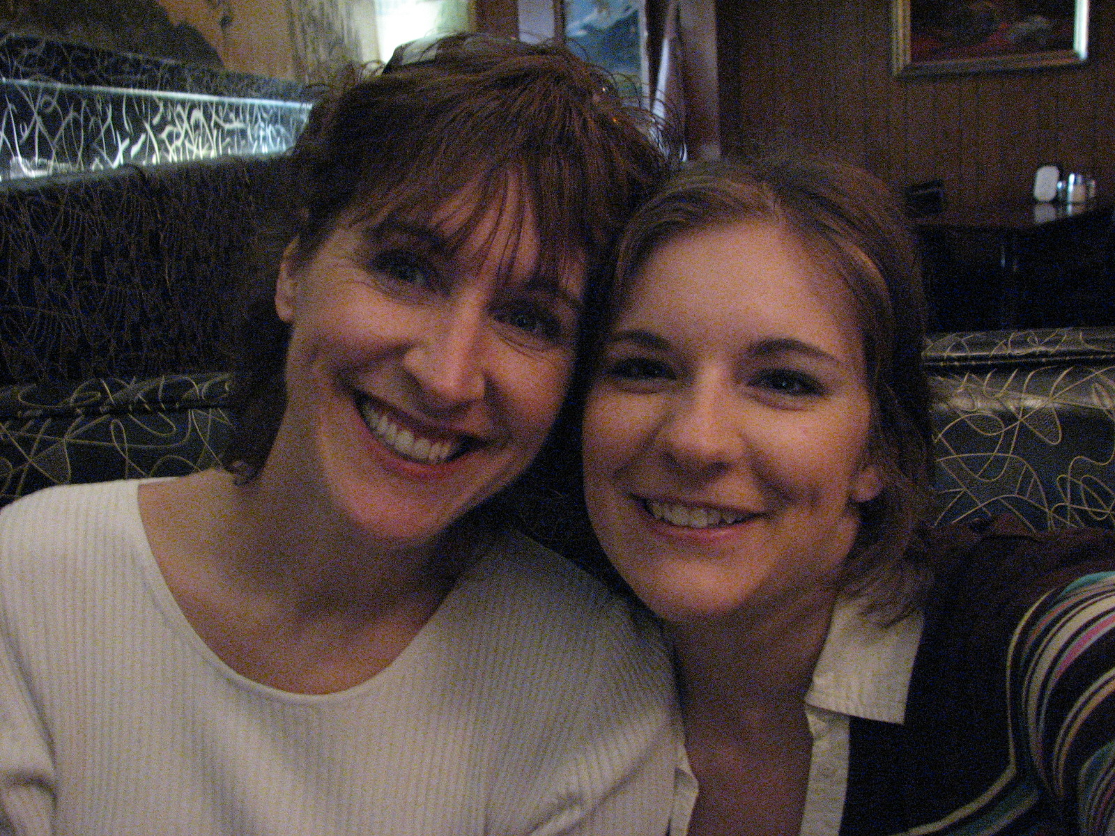 Nancy & Grandma Cyd
