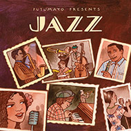 Jazz CD cover