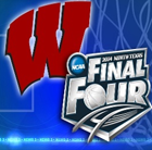 Final Four Badgers logo