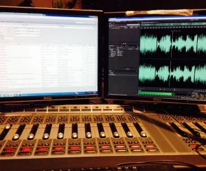 WSUM recording studio