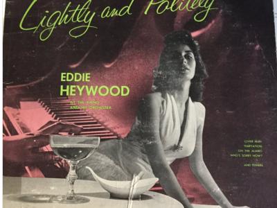 Lightly and Politely album cover