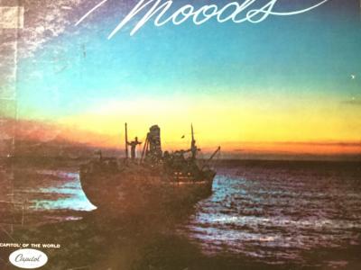 Norrie Paramor's Moods album cover