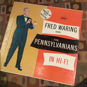 Fred Waring and The Pennsylvanians album cover