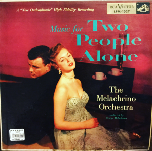 """Music for Two People Alone"" album cover"