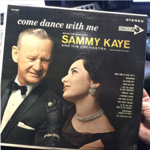 Come Dance With Me album cover
