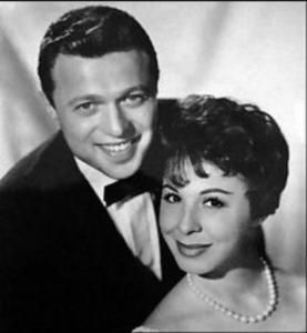 Steve Lawrence and Eydie Gormé