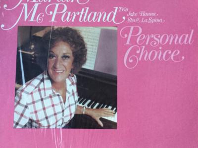 """Marian McPartland Trio """"Personal Choice"""""""