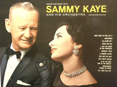 """""""Come Dance With Me"""" by Sammy Kaye"""