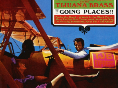 !!!Going Places!!! Cover Art