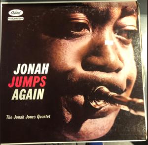"""""""Jonah Jumps Again"""" album cover"""