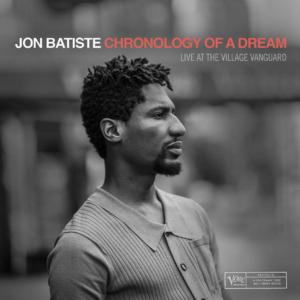 """Jon Batiste """"Chronology Of A Dream"""" album cover"""