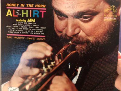 "Al Hirt ""Honey In the Horn"" album cover"