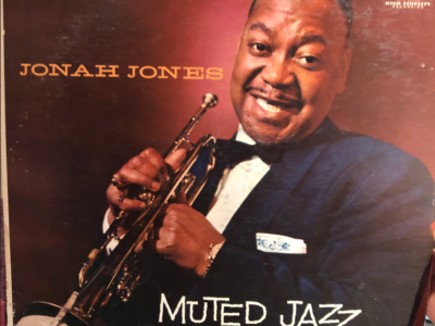 """Muted Jazz"" album cover"