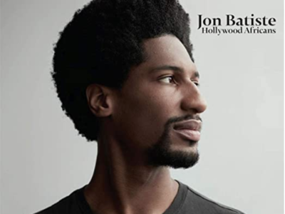"Jon Batiste ""Hollywood Africans"" album cover"