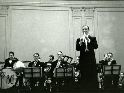 Benny Goodman at Carnegie Hall