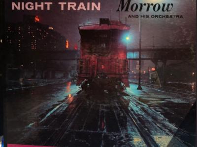 """Buddy Morrow & His Orchestra - """"Night Train"""" album cover"""